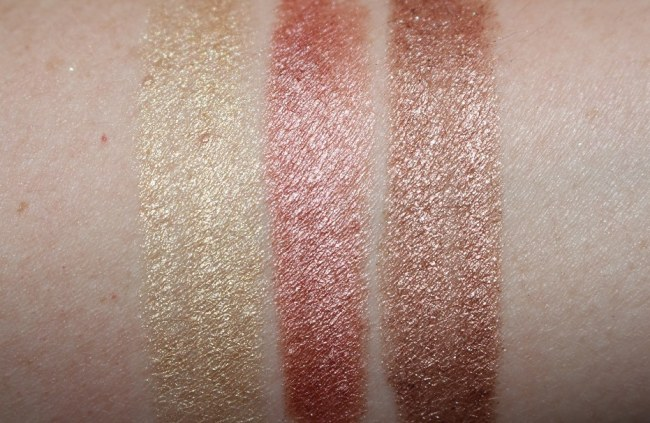 Fenty Beauty Holiday 2018 Snow Bunny Eye + Lip Set Swatches