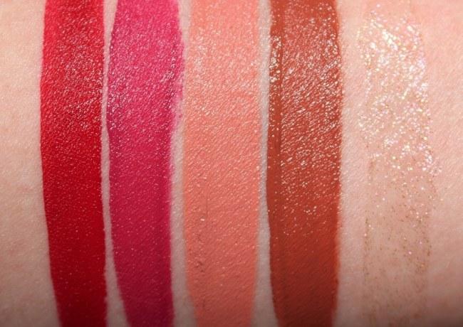 Makeup54 Disco Liquid Lipstick Swatches