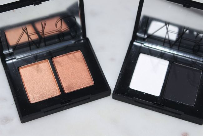 NARS Eyeshadow Singles and Duos