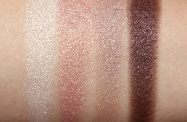 Tom Ford Virgin Orchid Eye Color Quad Swatches (dry)
