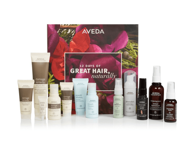 Beauty Advent Calendars 2018 - Aveda