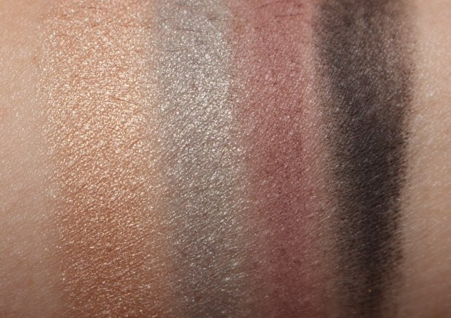 Tom Ford Supernouveau Swatches
