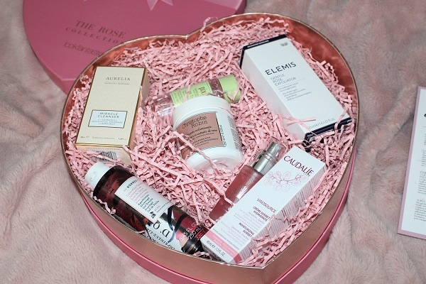 Look Fantastic Rose Collection Limited Edition Beauty Box