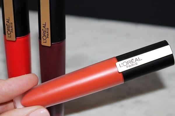 L'Oreal Paris Rouge Signature Matte Liquid Lipstick