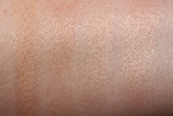 Too Faced Natural Lust Bronzer Swatches