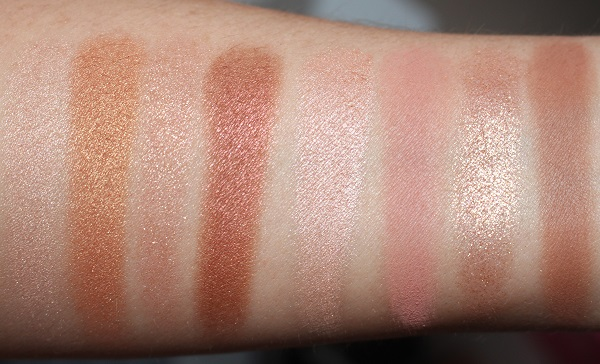 Charlotte Tilbury Dreamgasm vs Pillow Talk Swatches