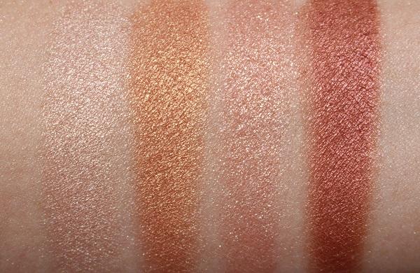 Glowgasm: Charlotte Tilbury Dreamgasm Luxury Palette Swatches