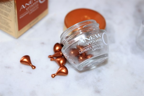 Avon Anew Vitamin C Radiance Booster Capsules