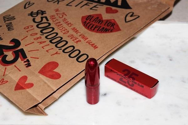 MAC Viva Glam 25 Lipstick