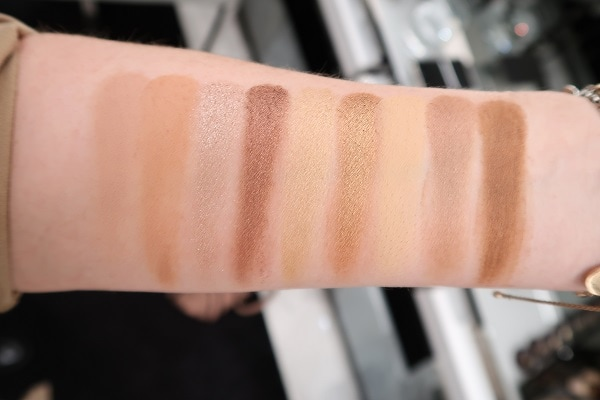 Tom Ford Emotionproof Eye Color Swatches