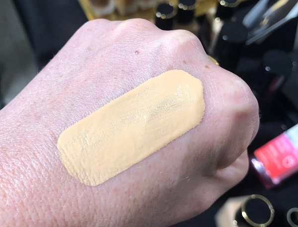 Pat McGrath Sublime Perfection Foundation - Shade 8 Swatch
