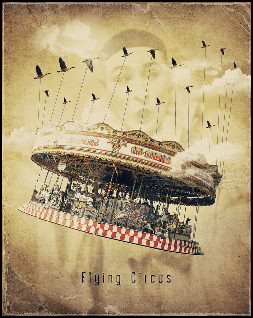 Flying Circus Pub (Now Closed) - Pub in Cluj-Napoca