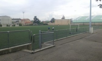 Primul teren de antrenament