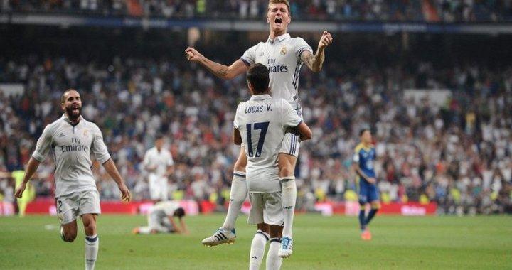 Real Madrid 2 – Celta Vigo 1: Kroos salveaza Realul