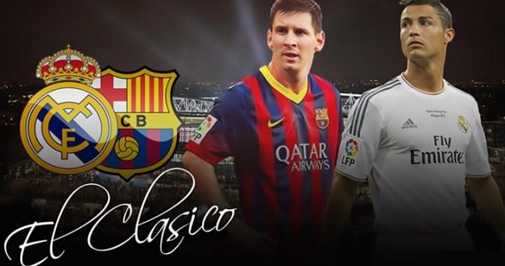 EL CLASICO: Avancronica FC Barcelona – Real Madrid