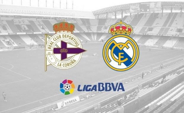 Deportivo la Coruna – Real Madrid, avancronica meciului