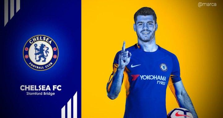 OFICIAL: Alvaro Morata la Chelsea pentru 80 de milioane de euro