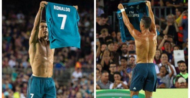 Cristiano Ronaldo n-a ramas dator si i-a revansat pe fanii Realului cu acest gest