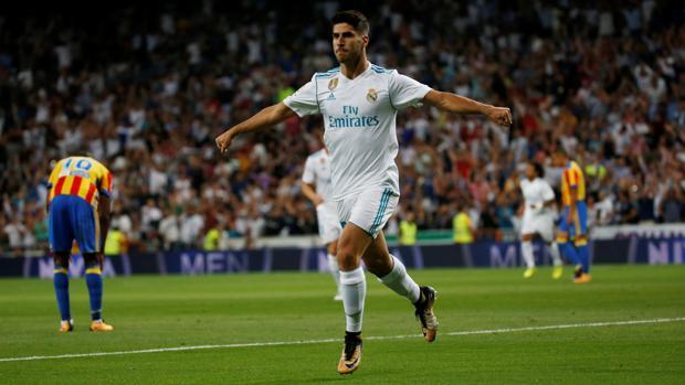 Real Madrid -Valencia 2-2
