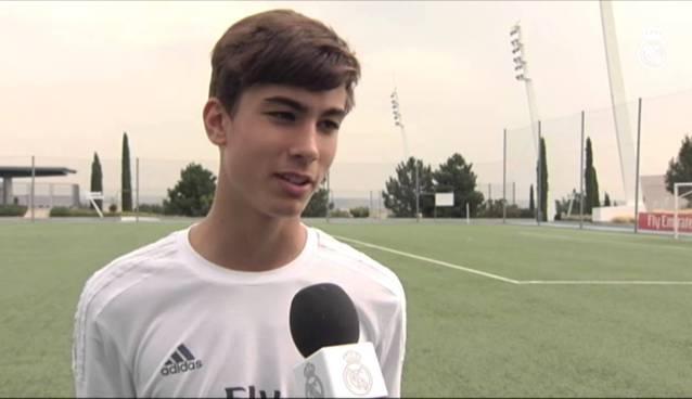 Pedro Ruiz, Real Madrid
