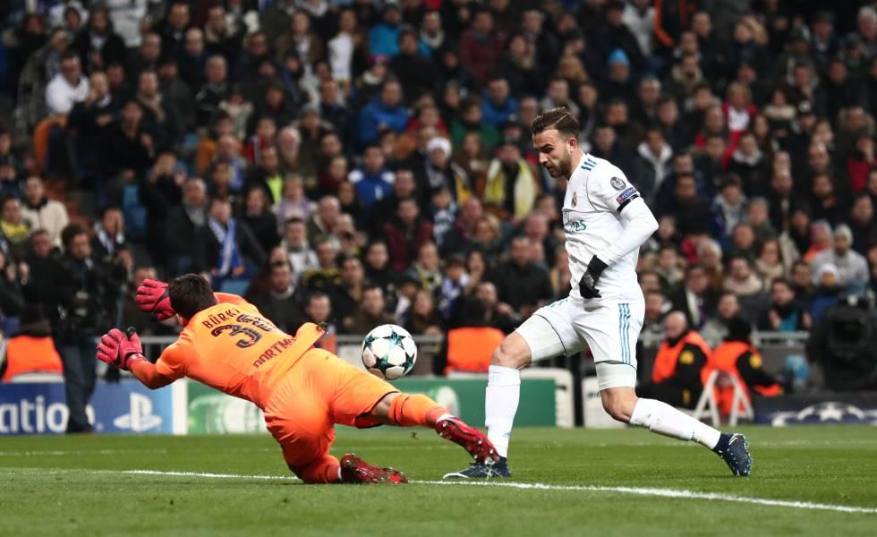 Real Madrid - Borussia Dortmund 3-2
