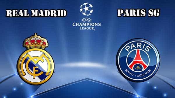 Real Madrid vs PSG (1)