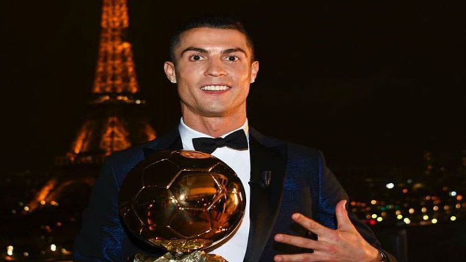 cristiano ronaldo balon de aur 2017 (1)