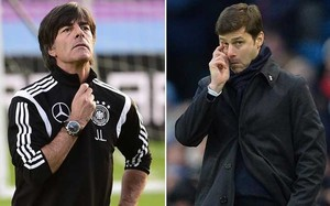 Joachim Low, Mauricio Pochettino