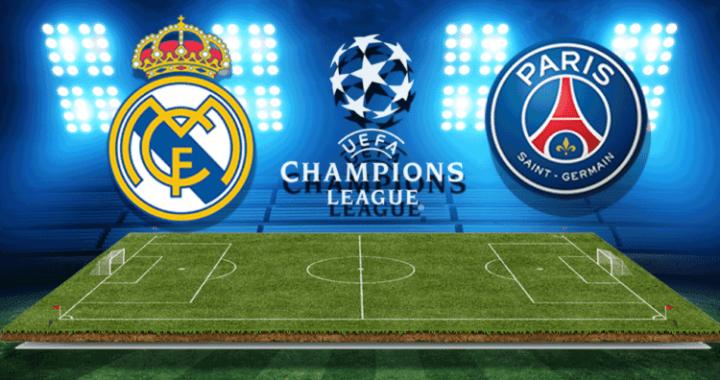 Real Madrid – PSG, turul optimilor de finala din UCL