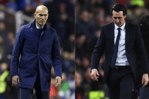 Real Madrid vs PSG, analiza tactica » Iata ca Zidane e antrenor!