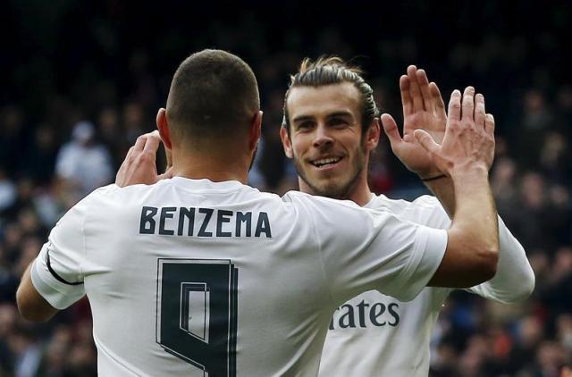 Bale, Benzema