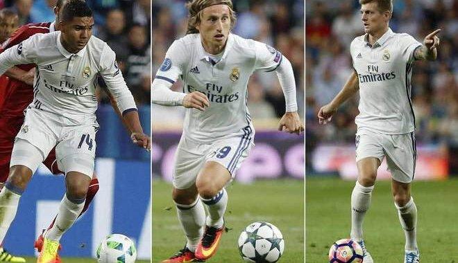 Risca Zidane cu Modric si Kroos la Paris?