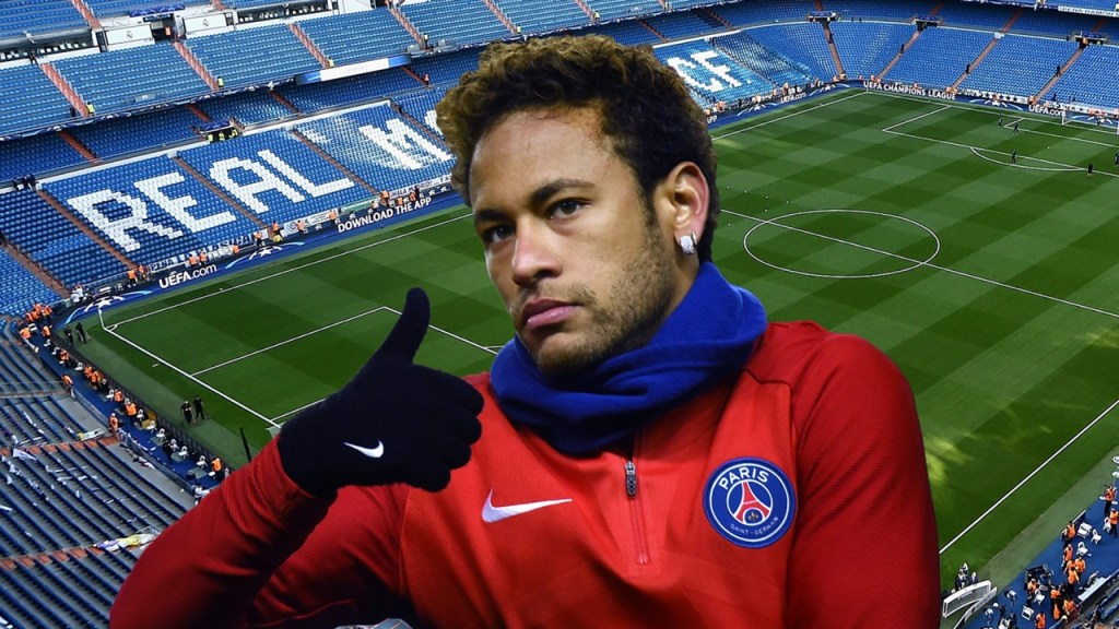 Neymar, Real Madrid
