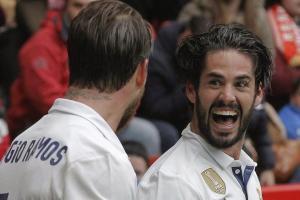 """Sergio Ramos despre situatia lui Isco: """"Are tot sprijinul nostru!"""""""