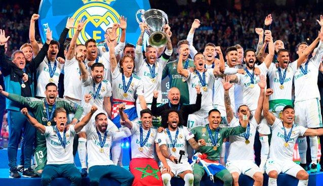 Real Madrid - FC Liverpool 3-1