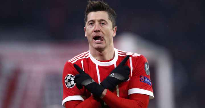 Robert Lewandowski asteapta un semn de la Madrid