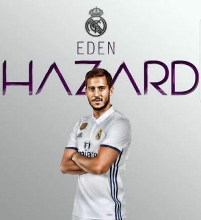 Hazard, Real Madrid (2)