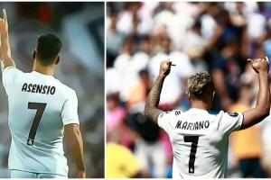 Marco Asensio a refuzat tricoul cu numarul 7
