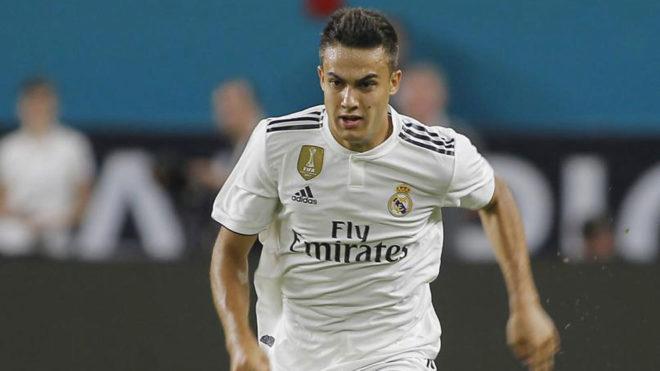 """Canteranul Sergio Reguilon ramane la prima echipa. """"Dau totul pentru Real Madrid!"""""""
