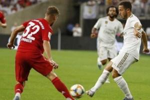 VIDEO Real Madrid – Bayern Munchen 1-3. Primul amical al verii pentru noul Real
