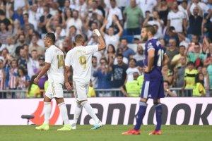 Real Madrid – Valladolid 1-1. Fara orizont, fara goluri, fara fantezie