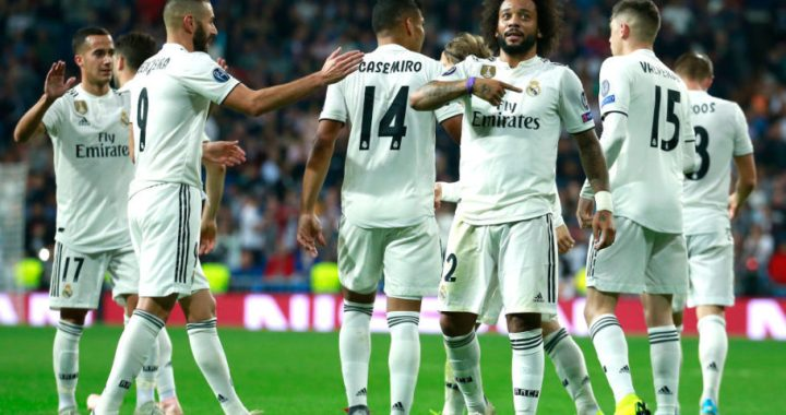 Real Madrid – Real Valladolid LIVE Comments de la ora 20:00