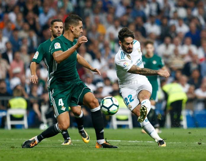 Isco. Real Betis