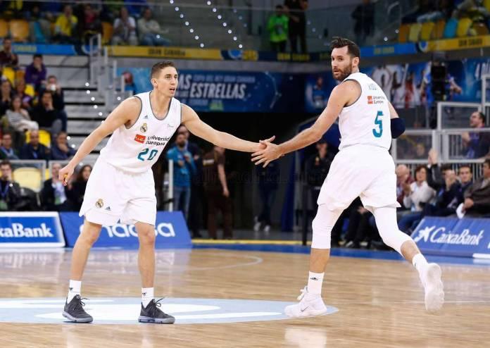 Real Madrid de Baloncesto Rudy Fernandez