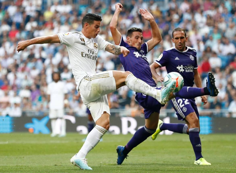 Real Madrid - Real Madrid - Valladolid - 24-08-2019