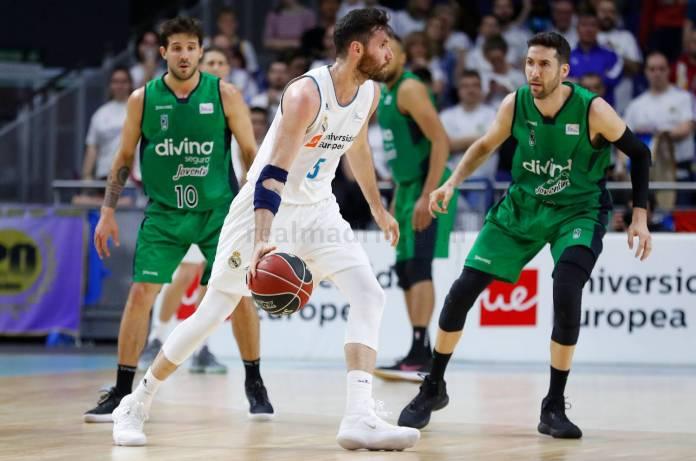 Rudy Fernandez Real Madrid Baloncesto