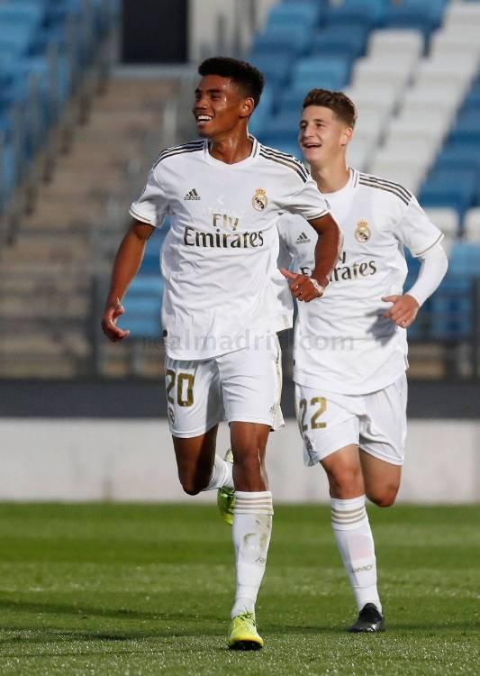 Marvin anotó su primer gol de la temporada. La Fábrica