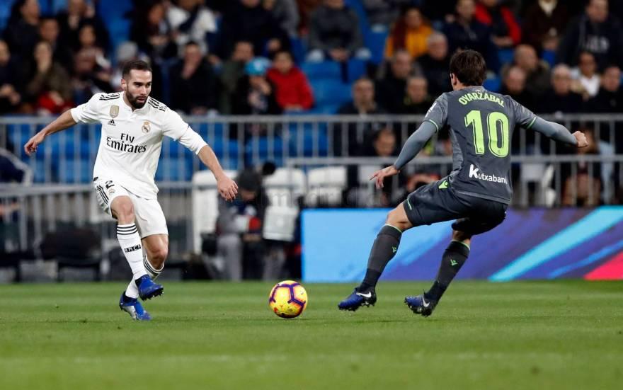 Real Madrid - Real Madrid - Real Sociedad - 06-01-2019