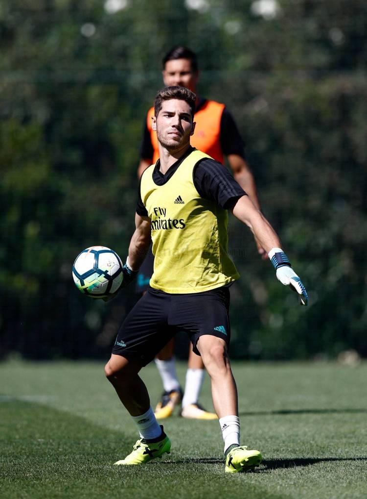 Cristiano Ronaldo returns to training   Real Madrid CF