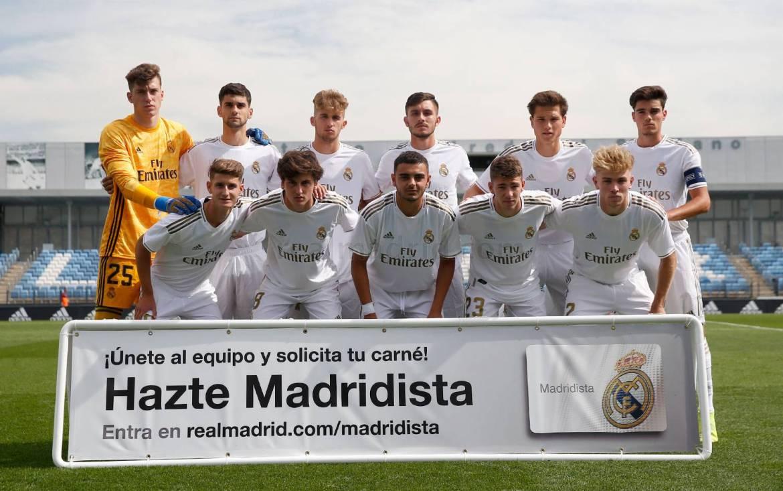 Real Madrid - Juvenil A - Brujas - La Fábrica